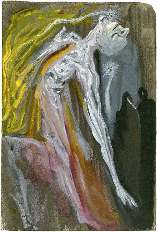 Inferno, Canto IX, Le furie