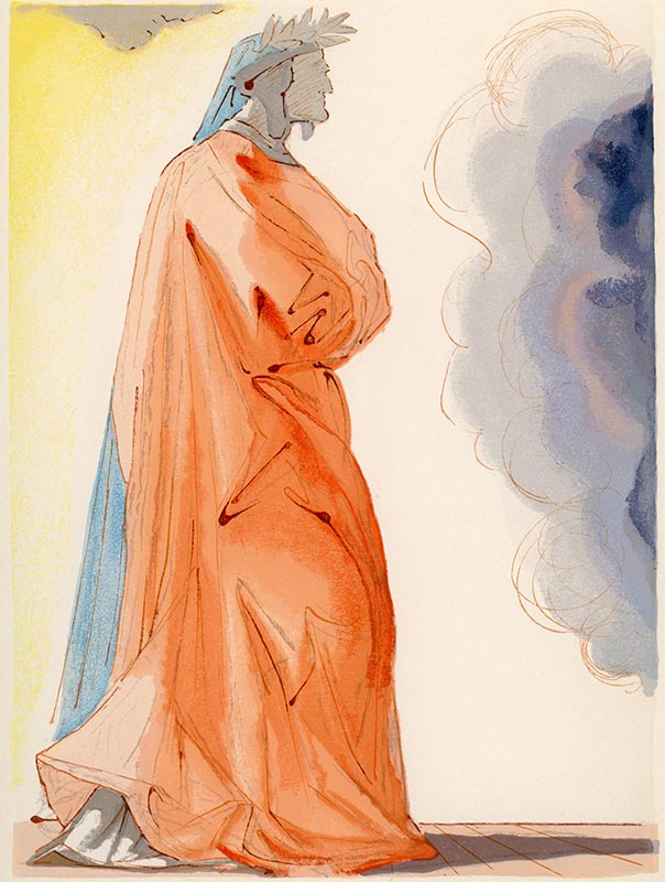 Paradiso, Canto I, Dante